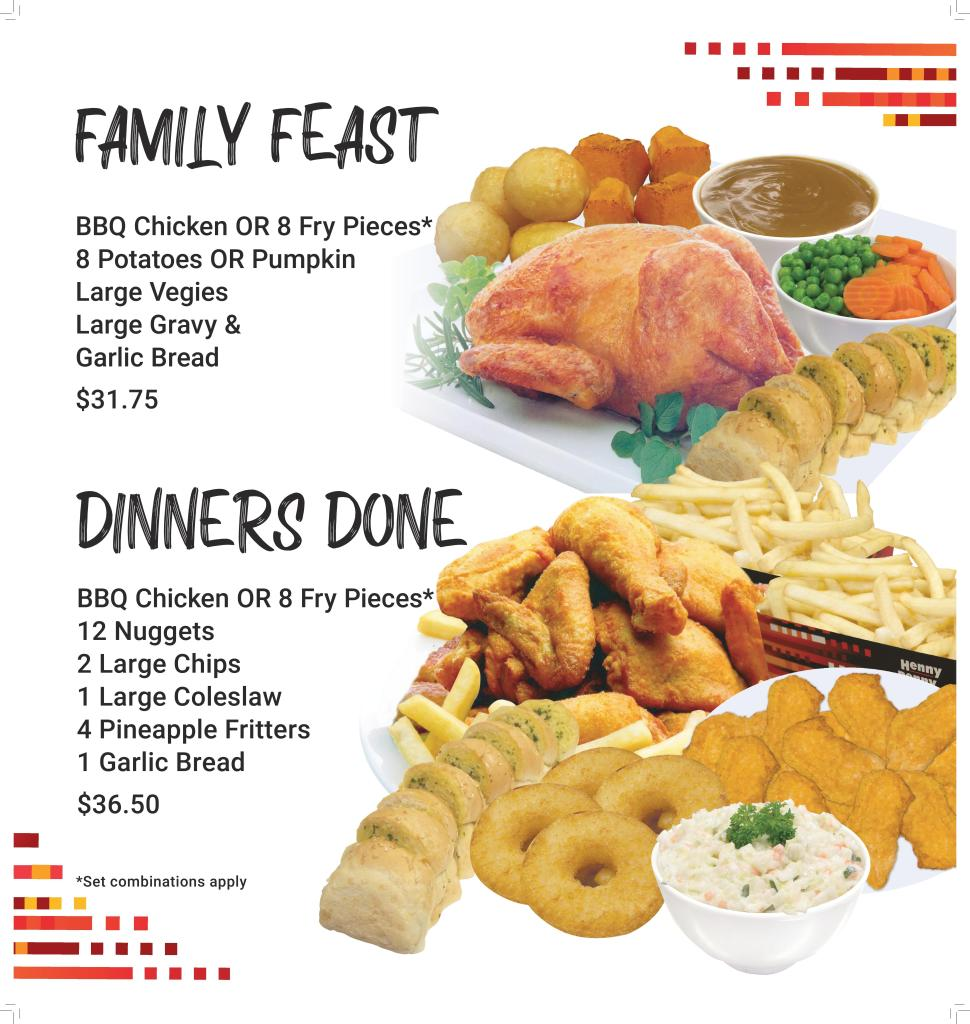 Family Feast Dinner