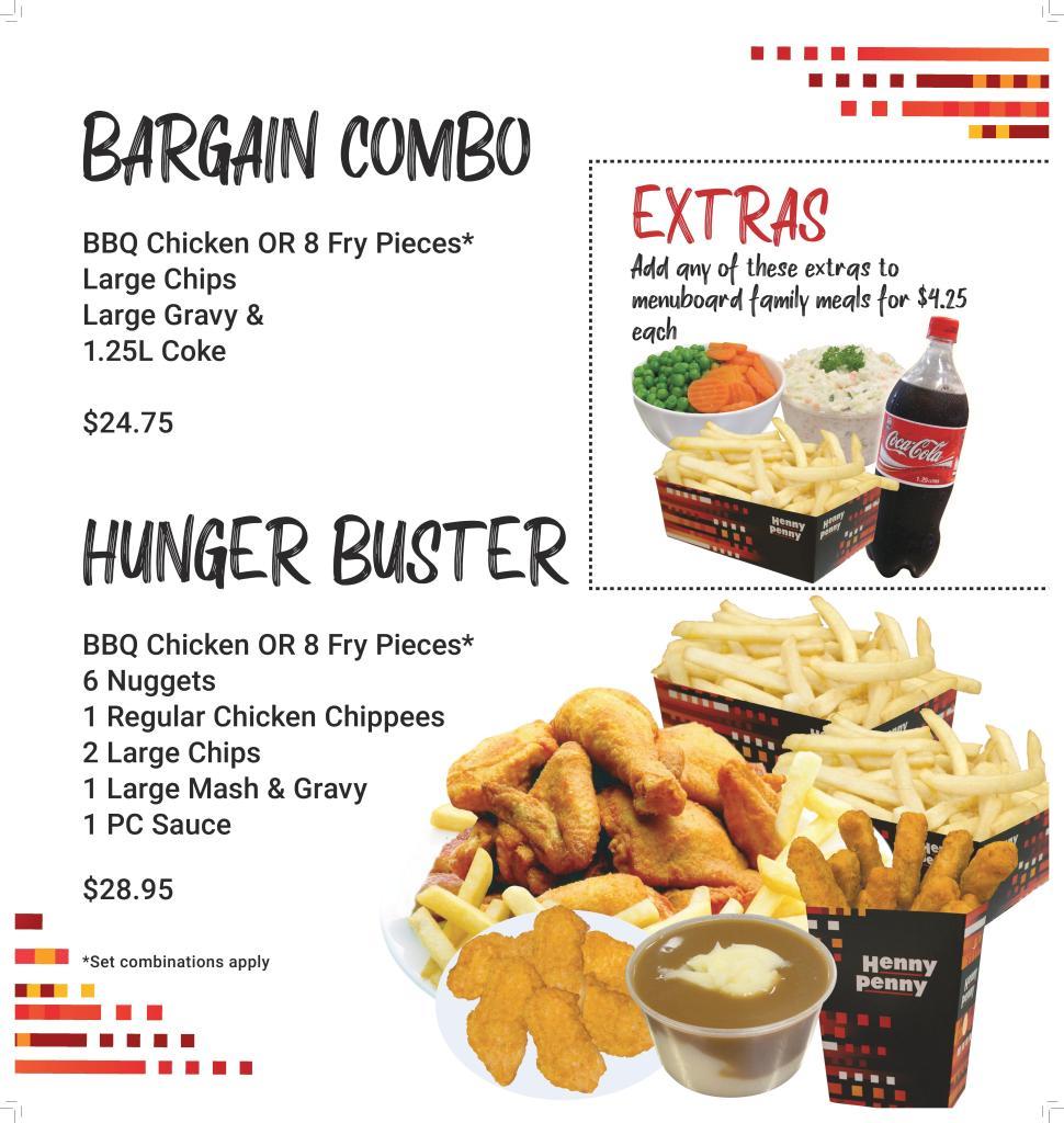 Bargain Hunger Buster